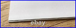 100 x LP RECORD SLEEVES NO HOLE White Card Outer Album 12 Cover Vinyl Jacket