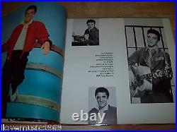 1957 ELVIS Christmas Album RCA Victor LOC-1035 MONO Gatefold cover/book GOLD SPI