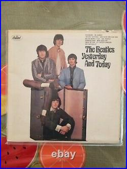 1966 The Beatles Yesterday And Today RIAA 3 MONO 2nd State Butcher Cover
