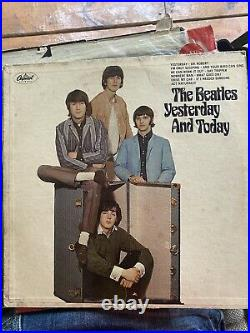 1966 The Beatles Yesterday And Today RIAA 6 MONO 2nd State Butcher Cover