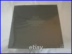 AC/DC Back In Black Sealed Vinyl Record LP Album USA 1980 Orig Embossed Cover