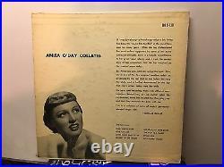 ANITA ODAY Collates CLEF 10 130 dg orig DAVID STONE MARTIN COVER -RARE