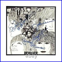 All 12 Autographed Beatles Album Cover Reprints, Any Offer Welcomed