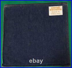 Atomic Rooster Made In England OBSCURE PRESS Denim Cover With Press Release