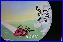 Autographed Hand Signed HEART band Record Album Cover LP Magazine