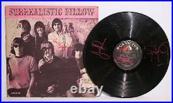 Autographed Hand Signed JEFFERSON AIRPLANE Record Album Cover and LP 1967