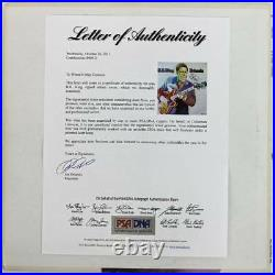 B. B. King Friends Signed Album Cover With Vinyl PSA/DNA #P00931