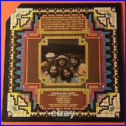 BEACH BOYS Signed Autograph LOVE YOU Album Record Cover LP X 4 Carl Wilson JSA