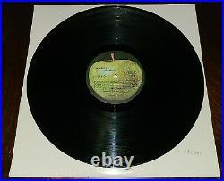 BEATLES'68 L. A. WHITE ALBUM ALL 7 ERRORS #0446964 NM COVER/LPs J40/J41 MATRIX