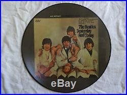 BEATLES Chicago Beatle Souvenir Record (Butcher Cover picture disc)