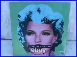 Banksy Dirty Funker 2006 LP Record Album Kate Moss Art Cover