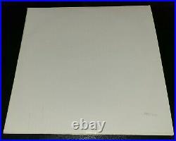 Beatles'68 L. A. White Album # 0096443 Nm Cover J40/j41 Matrix Photos & Poster