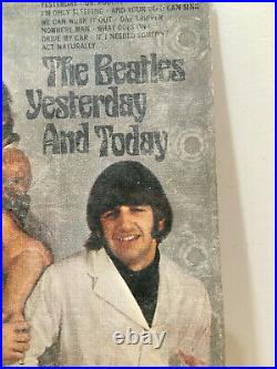 Beatles Butcher Album Cover 3rd State Yesterday & Today