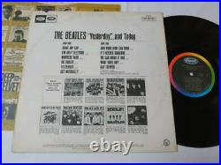 Beatles Butcher Cover 2Nd State Paste Over Us Original Things Mono Yesterday And