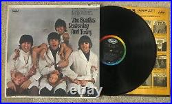 Beatles Mono Butcher Cover, Yesterday And Today, 3rd State