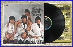 Beatles Mono Butcher Cover, Yesterday And Today, 3rd State, PRO Peel Jim Hansen