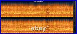 Beatles White Album Ext Rare Compressed W Free Promo Cover Low # 0020351