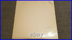 Beatles White Album Ext Rare Compressed With Free Promo Cover Low # 0020351