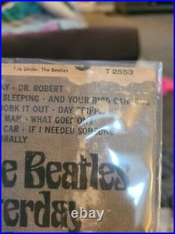Beatles yesterday and today butcher cover 3rd state peel! Album VG too