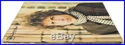 Bob Dylan Signed Blonde on Blonde Album Cover Beckett/BAS Graded GEM MINT 10