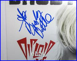 Brody Dalle Signed Diploid Love Album Cover NO Vinyl EXACT Proof JSA Distillers