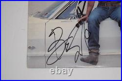 Bruce Springsteen Signed Autographed COVER ME Record Album LP BAS Beckett COA