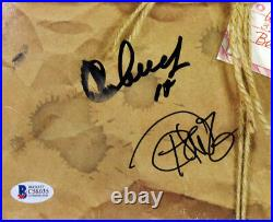 Cheech Marin & Tommy Chong Signed Album Cover With Vinyl Autographed BAS #C58035