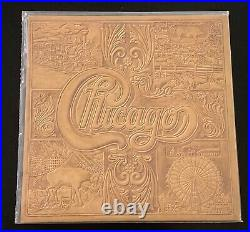 Chicago VII Sealed LP Album USA 1974 Columbia Orig, embossed cover