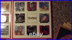 Chu-Bops Mini albums of Bubble Gum Records in original covers
