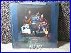 Creedence Clearwater Revival m- quad trick cover in shrink LP Gold 2-300 known