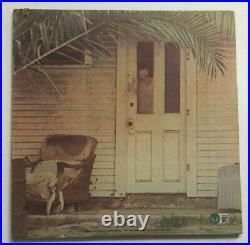 DAVID CROSBY, STEPHEN STILLS & GRAHAM NASH Signed CS&N LP ALBUM COVER with BAS LOA