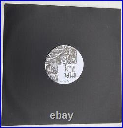 David Choe RARE MangChi Vinyl Record Album COVER ART