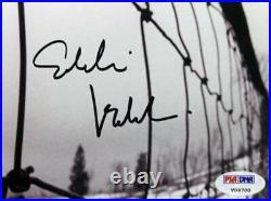 Eddie Vedder Signed Vs Album Cover With Vinyl Auto Graded Gem Mint 10! PSA #V09700