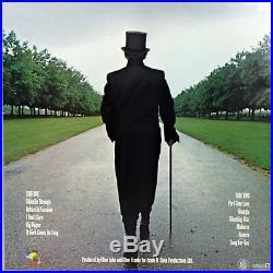 Elton JohnBest Wishes Authentic Signed A Single Man Album Cover BAS #D67065