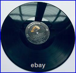 Elvis Presley-1956 USA Original Copy Of The Second Album, Rarest Back Cover