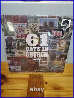 Eric Church 61 Days In Church Covers Lp RSD 2018. Limited vinyl