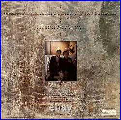GEORGE BENSON AUTOGRAPHED SIGNED COLLABORATION Vinyl Record ALBUM COVER 1987