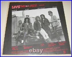 GN'R Lies by Guns N' Roses GHS 24198 uncensored cover (Vinyl, Geffen, 1988)