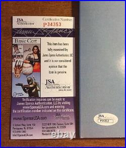 George Clinton Signed Funkadelic Album Cover FREE YOUR MIND JSA/COA P34353