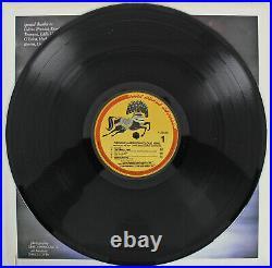 George Harrison Authentic Signed Cloud Nine Album Cover With Vinyl JSA #X10361