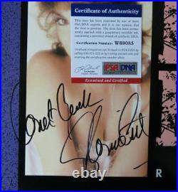Gloria Estefan Signed BAD BOY Autographed Album Cover with Vinyl PSA/DNA #W69085