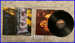 Iron Maiden 3 Album Lot. Number/Powerslave/Piece Of MindVinyl And Covers EX++