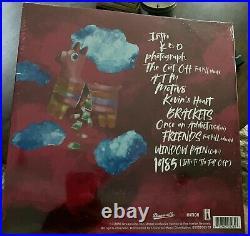 J Cole KOD Album Alternate Cover Artwork Pink Vinyl LP Brand New & Sealed