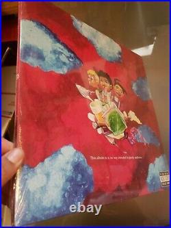 J Cole KOD Album Rare Alternate Cover Artwork Vinyl LP