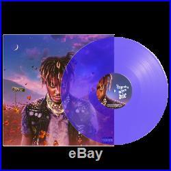 JUICE WRLD Legends Never Die (LP) Purple Vinyl Alternate Cover + Digital Album