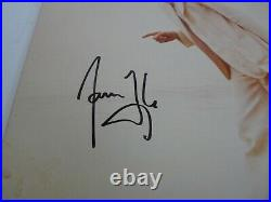 James Taylor Gorilla Signed Autographed LP Album Record Cover Beckett Certified