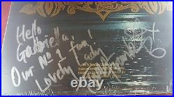 Jelly Roll Blue Murder Group Signed Album Cover PAAS COA