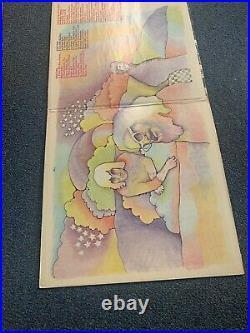 Joe Walsh Autographed Vinyl Cover Album James Gang Ride Again Rare V158