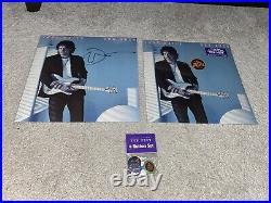 John Mayer Signed Autographed Sob Rock Vinyl LP Record Album Cover + Bonus COA