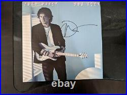John Mayer Signed/Autographed Sob Rock Vinyl LP Record Album Cover SOLD OUT